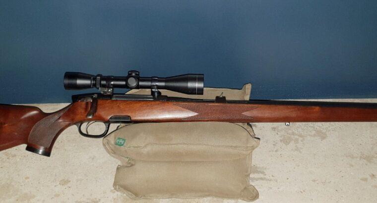 375 H&H Steyr Mannlicher Hunting Rifle